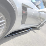 Corvette C7 Grand Sport / Z06 Carbon Fiber Side Skirts Rocker Panels