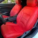 EOS Camaro Artificial Leather Seat Covers