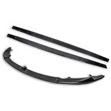 Carbon Fiber Front Splitter Lip W/ Side Skirts | 14-Present BMW F80 M3
