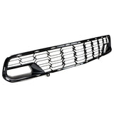 Corvette C7 Carbon Flash Front Bumper Grill
