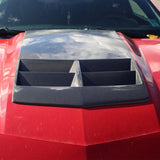 10-15 Camaro Carbon Fiber Hood Insert | ZL1 Performance Package