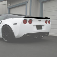 Corvette C6 ZR1 Package Rear Trunk Spoiler - ExtremeOnlineStore