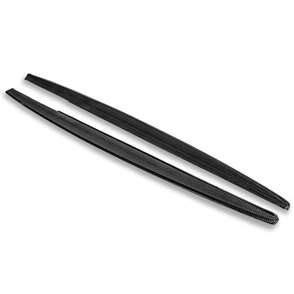 Carbon Fiber Side Skirts Rocker Panels | 12-Present BMW F30 3-Series M-Sport