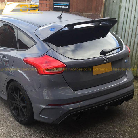 13-Up Ford Focus SE | ST | RS Rear spoiler - ExtremeOnlineStore