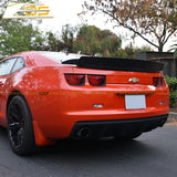 10-13 Camaro Rear Trunk Spoiler W/ Wicker Bill Extension