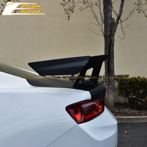 Camaro Rear Trunk Spoiler Side Winglets  | ZL1 1LE Performance Package - ExtremeOnlineStore