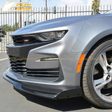 Camaro Primer Black Aerodynamic Full Body Kit | ZL1 1LE Conversion Package