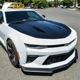 2016-18 Camaro SS Aerodynamic Full Body Kit | 6th Gen Facelift 1LE Package