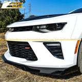 Camaro SS Front Splitter Lip Ground Effect | EOS 1LE Track Package