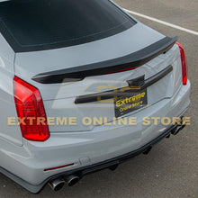 2014-19 Cadillac CTS Rear Truck Spoiler