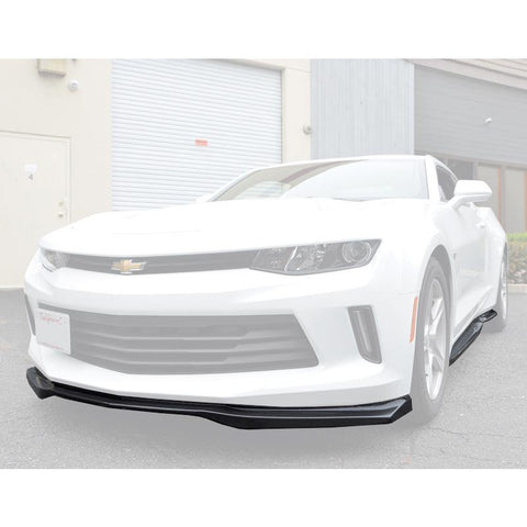 Camaro RS T6 Front Splitter Lip & Side Skirts Rocker Panels - ExtremeOnlineStore