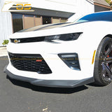 Camaro SS Primer Black Aerodynamic Full Body Kit | ZL1 Conversion Package