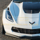 Corvette C7 Stage 3.5 Front Splitter & Side Skirts