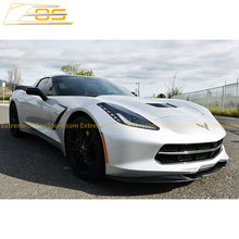 Corvette C7 Stingray / Z51 Front Splitter | EOS Preformance Package - ExtremeOnlineStore