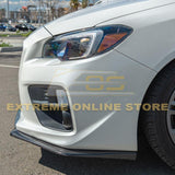 2015-17 Subaru WRX / STi HT Style Front Splitter Lip Ground Effect