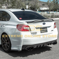 2015-21 Subaru WRX STi High-Kick Duckbill Rear Spoiler
