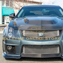 2009-15 Cadillac CTS | CTS-V Carbon Fiber Mirror Covers