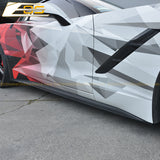 Corvette C7 Stingray / Z51 Side Skirts Rocker Panels | EOS Performance Package