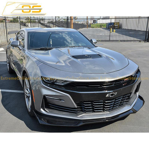 Camaro SS Primer Black Aerodynamic Full Body Kit | ZL1 1LE Conversion Package - ExtremeOnlineStore