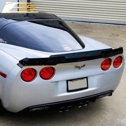 C6.5 Performance Package Carbon Flash Rear Trunk Spoiler