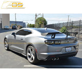 Camaro T6 Carbon Fiber Side Skirts Rocker Panels