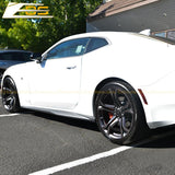 Camaro SS Front Splitter Lip & Side Skirts Rocker Panels