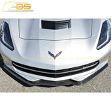 Corvette C7 Stage 2 Central Front Splitter Lip