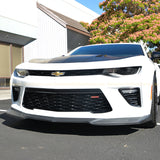 Camaro Primer Black Front Splitter | ZL1 Conversion Package