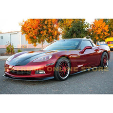 Corvette C6 Base Model Aerodynamic Body Kit | ZR1 Extended Package