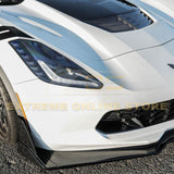 Corvette C7 Stage 3.5 ZR1 Conversion Front Side Winglets