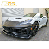 Corvette C7 ZR1 Conversion Front Bumper Kit