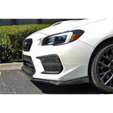 15-Up Subaru WRX / STi Front Splitter Lip Ground Effect