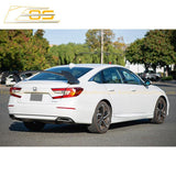 2018-Up Honda Accord Type R Conversion Rear Trunk Spoiler Kit