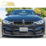 15-Up BMW F82 M4 Carbon Fiber Front Splitter Lip