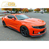 Camaro Front Splitter Lip | 6th Gen Camaro Facelift 1LE Package