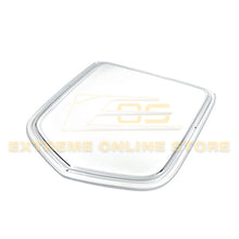 Corvette C6 Clear Heat Extractor Hood Insert | ZR1 Conversion Package