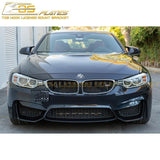 2015-Up BMW M4 F82 | F83 Tow Hook License Plate Mount Bracket
