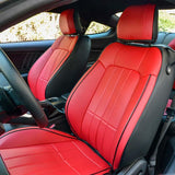 2015-20 Ford Mustang Artificial Leather Seat Covers