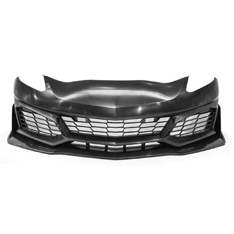 Corvette C7 Front Bumper Kit W/ Front Splitter | ZR1 Conversion Package - ExtremeOnlineStore