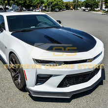 Camaro SS Front Splitter Lip | 6th Gen Camaro Facelift 1LE Package