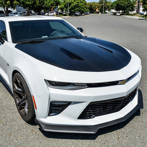 Camaro SS Front Splitter Lip | 6th Gen Camaro Facelift 1LE Package - ExtremeOnlineStore