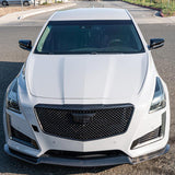 2014-19 Cadillac CTS V-Sport Style Front Splitter