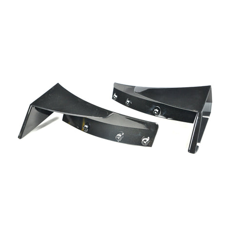 Corvette C7 Stage 3 Front Splitter Wickerbill Extension Winglets - ExtremeOnlineStore