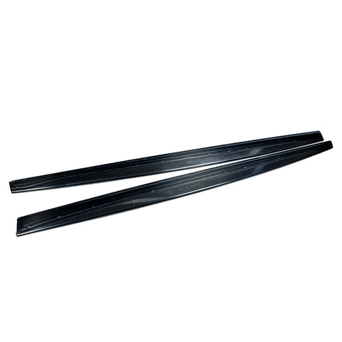 Carbon Fiber Side Skirts Rocker Panels | 14-Present BMW F36 4-Series Grad Coupe - ExtremeOnlineStore