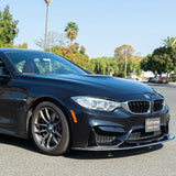 15-Up BMW F82 M4 Carbon Splitter Front Splitter Lip