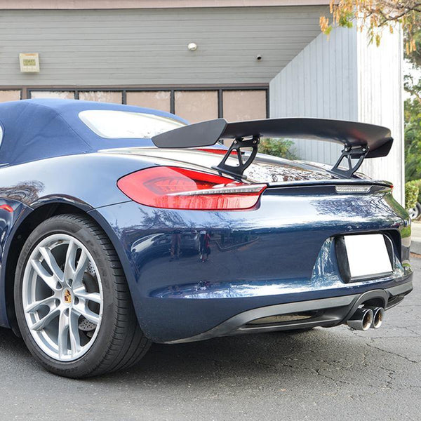 2013-16 Porsche Cayman & Boxster Rear Spoiler | GT4 Performance Package