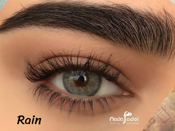 Nada Rain with Prescreption ندى رين طبيه