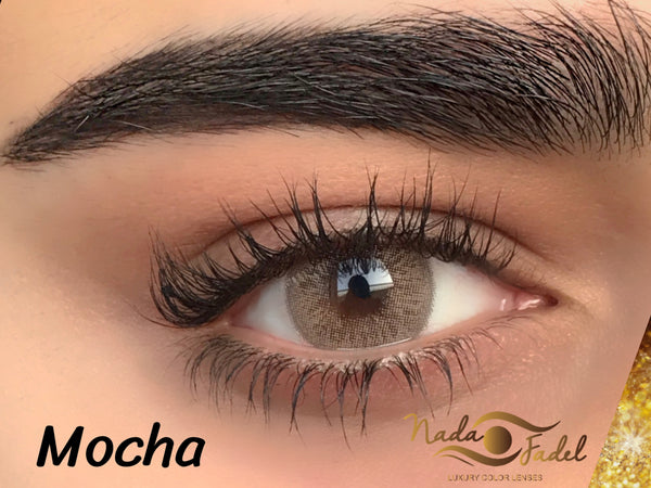 Nada Mocha with prescription  ندى موكا  طبيه