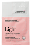 2–Step Whitening Light Cloth Mask Treatment