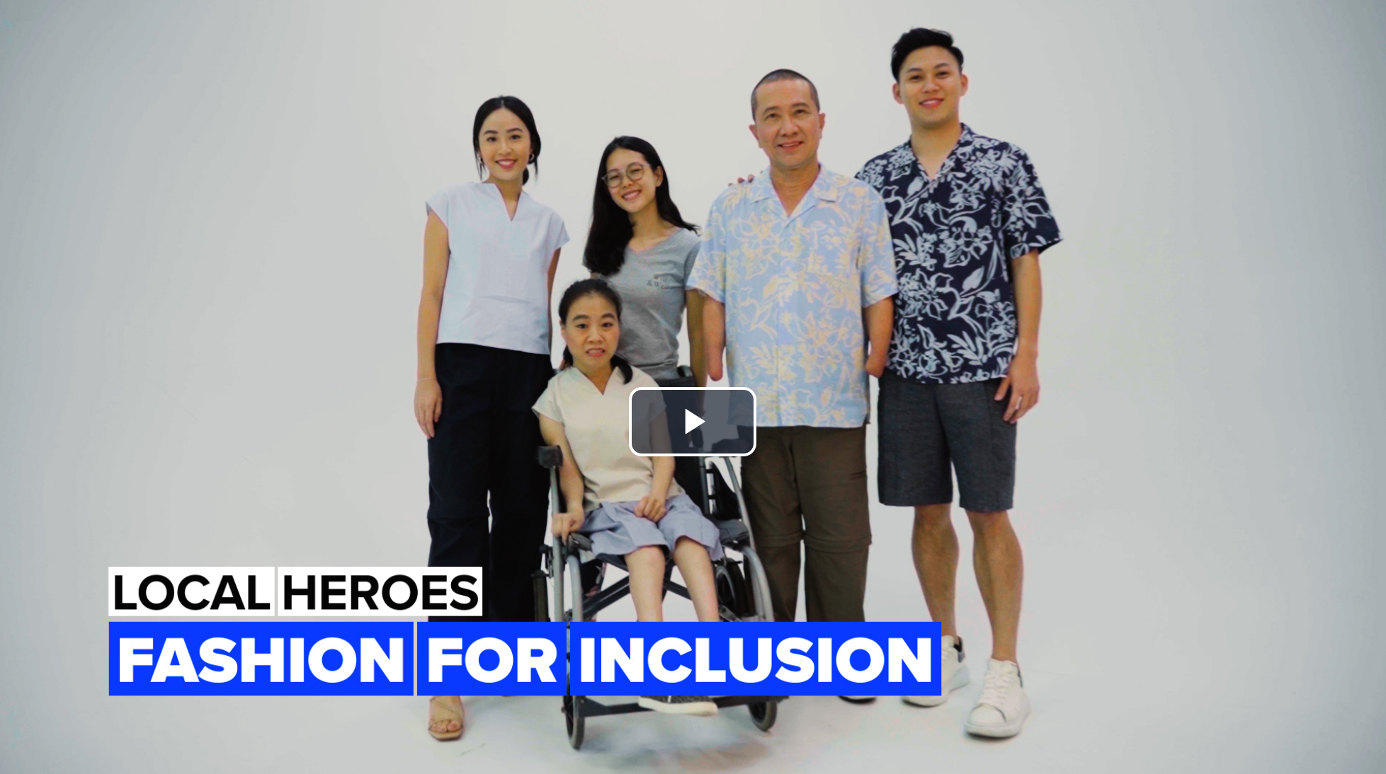 Local Heroes: Fashion For Inclusion | Zoomin